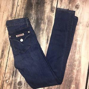 Hudson girls skinny jeans size 12